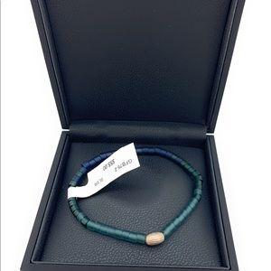 NEW Men's Vitaly Beaded Bracelet in Box